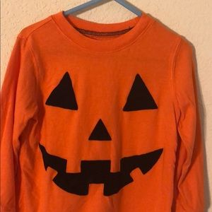 Carter's 3T Little Pumpkin Long-sleeved Shirt